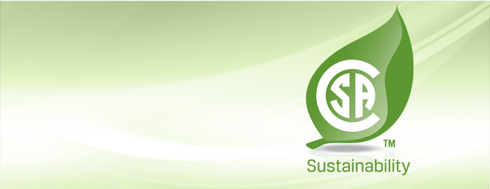 Sustainability background