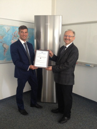 SA Group Certifies Bosch und Siemens Hausgeräte Household Refrigerator to Tri-National Standard
