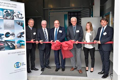 Strasskirchen Lab Opening